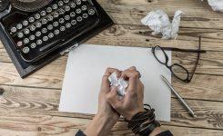 Bloqueo de escritor, ¿qué es y cómo liberar la mente?